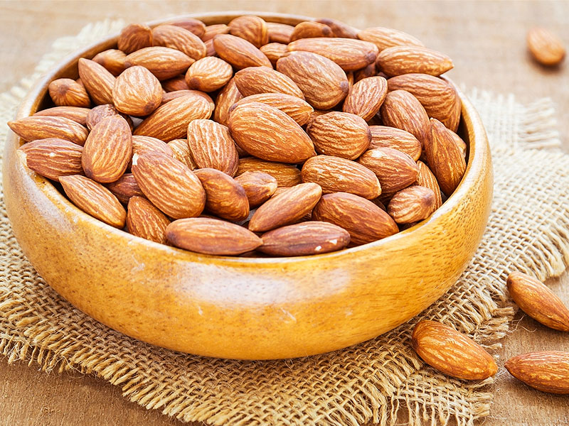 Chile Almonds